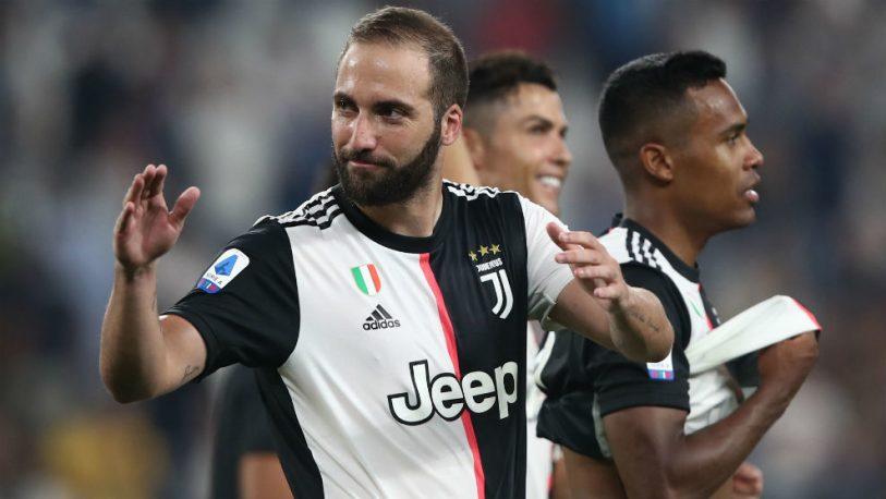 La Juventus podría ofrecer a Gonzalo Higuaín como moneda de cambio