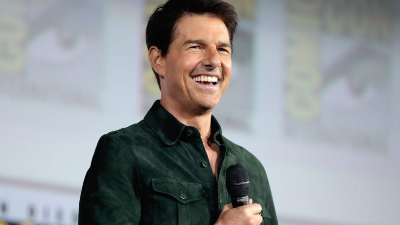 Planean filmar una película  en el espacio con Tom Cruise