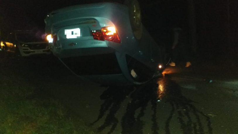 Despiste fatal en la Ruta Provincial 212