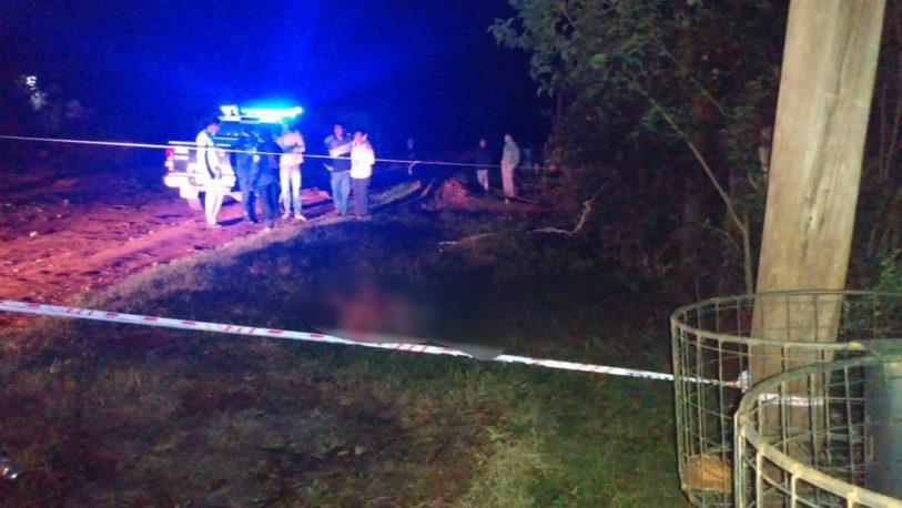 Investigan la muerte de un hombre en Campo Grande