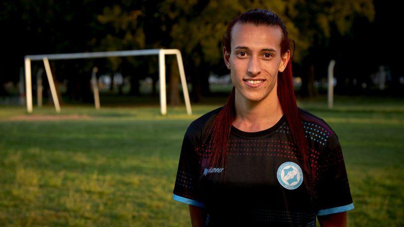 """""""El fútbol me salvó la vida"""", dijo la futbolista trans que espera habilitación de la AFA"""