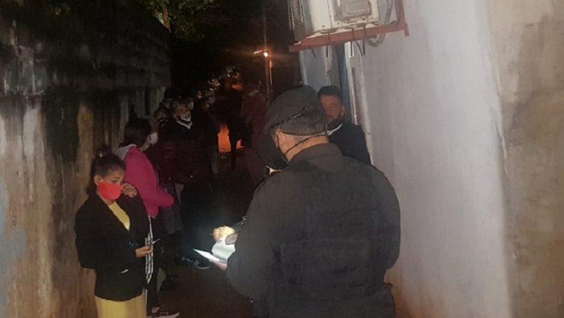 Posadas: realizaron un festejo Umbanda en plena cuarentena