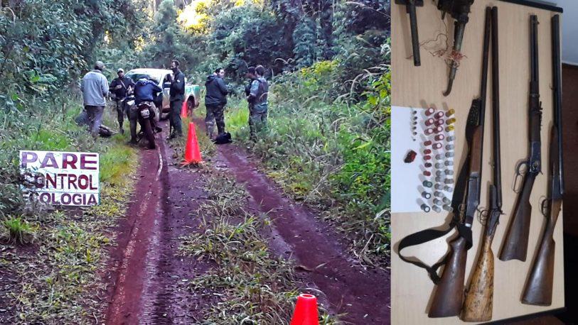 Caza ilegal en Yabotí: El concejal de San Pedro quedó libre
