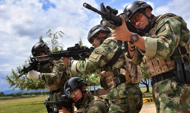 Colombia: El Ejército detuvo a un espía de las Fuerzas Armadas de Venezuela