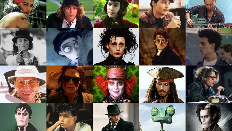 Cinco películas para celebrar el cumpleaños de Johnny Depp