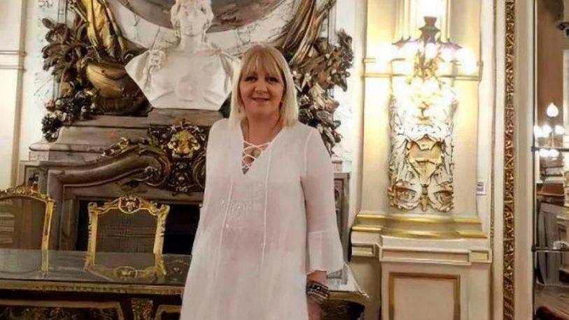 Supuesto espionaje ilegal: Excarcelaron a Susana Martinengo