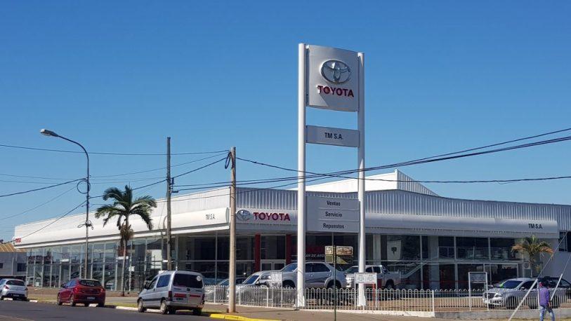 Toyota Misiones festeja su aniversario