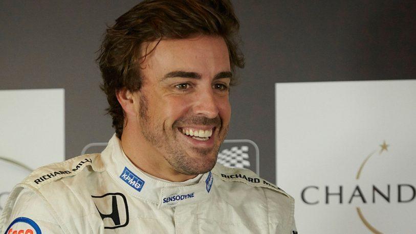 Alonso regresa a la Fórmula 1 en 2021
