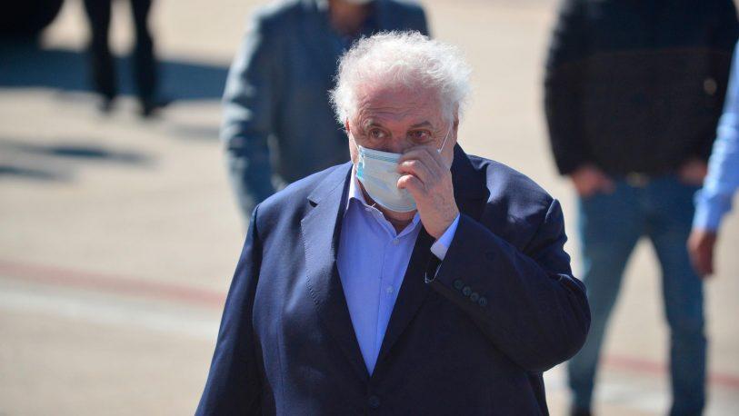 """Ginés González García culpó a su secretaría privada por el """"vacunatorio vip"""""""