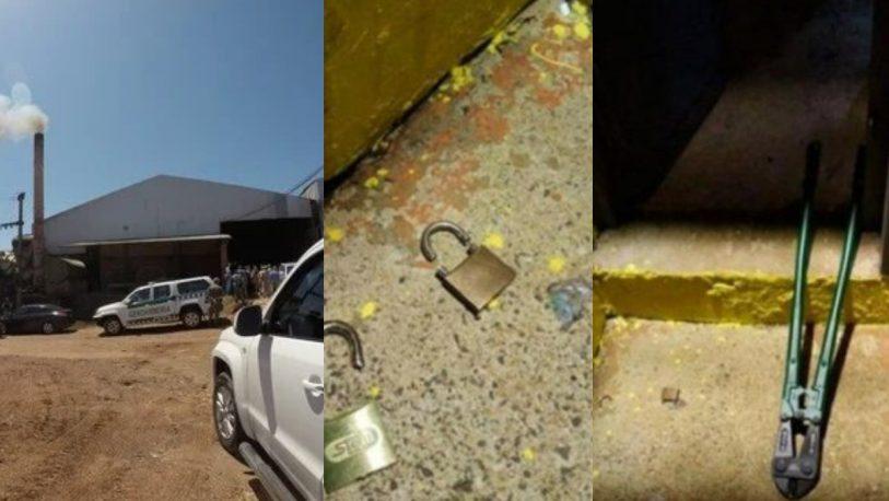 Más de 30 presos escaparon de una cárcel cerca de Foz