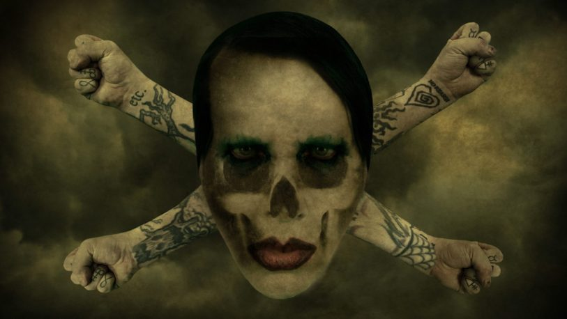 Marilyn Manson lanzó 'We Are Chaos'