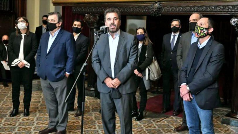 """Espionaje: Repudian """"persecución penal"""" a periodistas"""