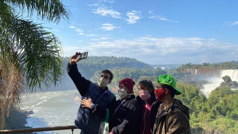 Los turistas gastaron más de 17 mil millones de pesos