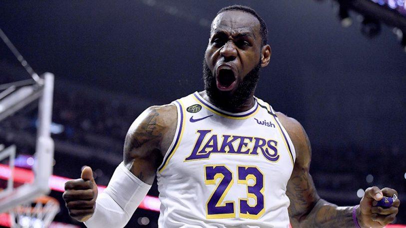La NBA continuará tras la protesta de los jugadores contra el racismo