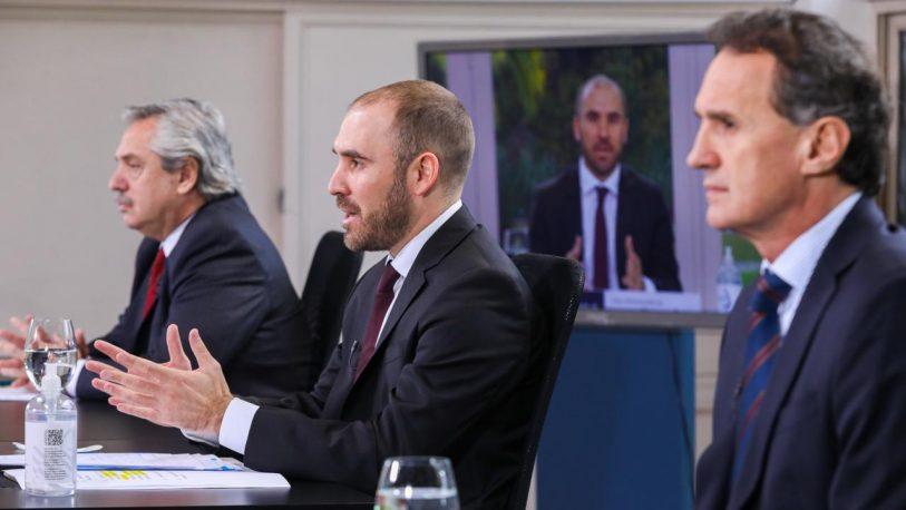 Fernández anunció obras por $20 mil millones, en medio del debate por la Reforma Judicial