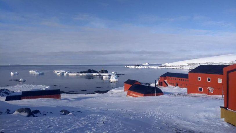 Antártida Argentina: dos fuertes sismos en el fin de semana