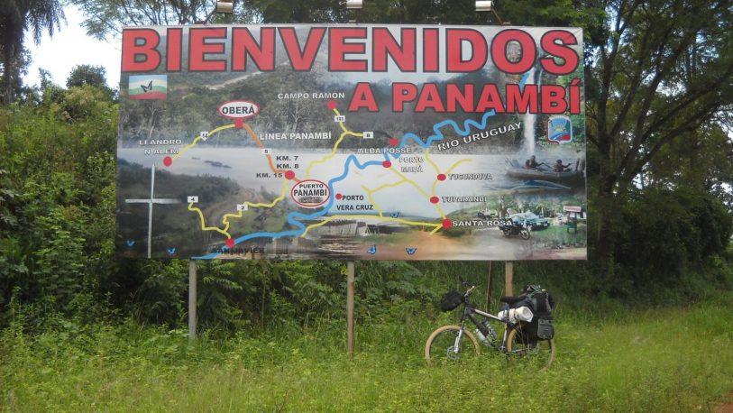 Panambí: menor terminó con lesiones tras despistar en su moto