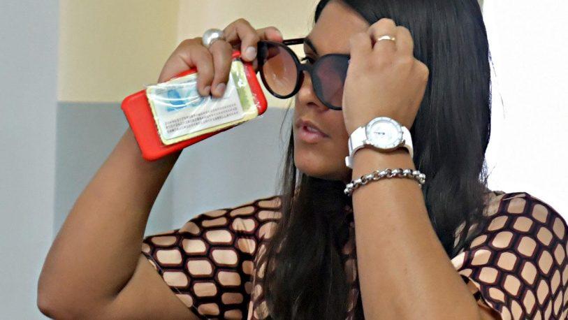 La defensa de Rocío Santa Cruz solicitó la suspensión de la audiencia