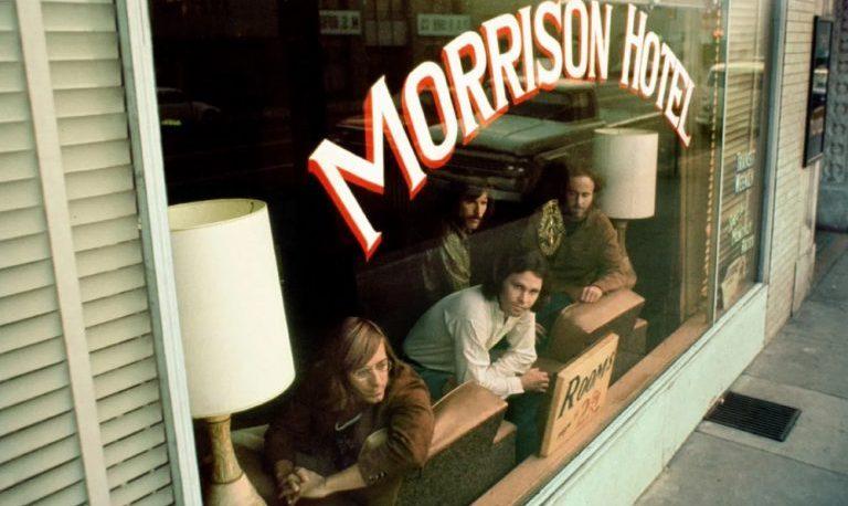 The Doors: preparan reedición de «Morrison Hotel» por sus 50 años
