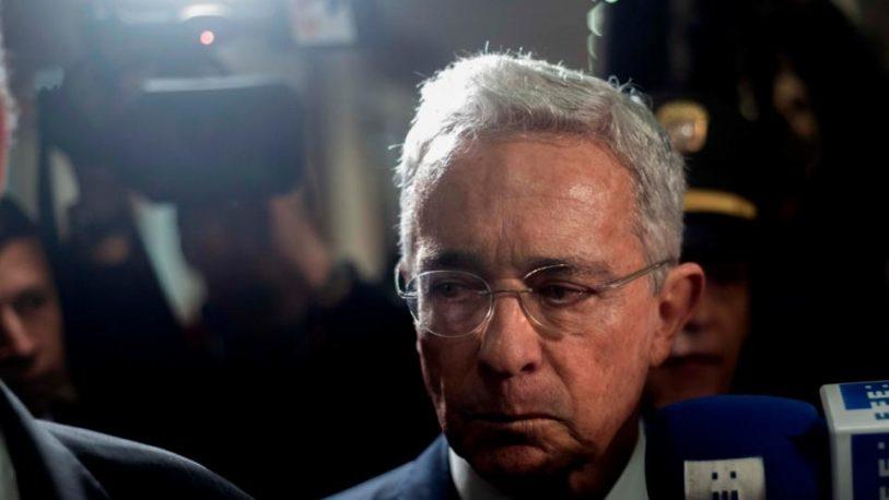 Colombia: Prisión domiciliaria para el expresidente Álvaro Uribe