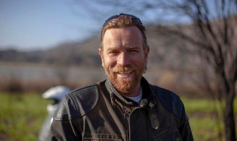 Ewan McGregor recorrió Argentina en moto y quedó fascinado