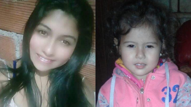 Buscan a una joven y su hija menor de edad en Posadas