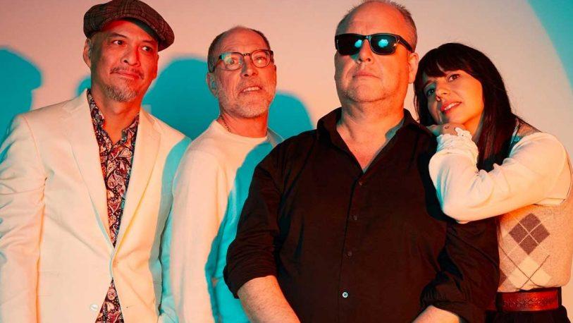 Pixies estrenó canción cantada por Paz Lenchantin