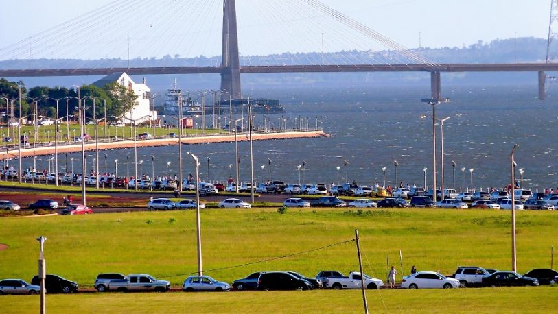 Esperan que, este viernes, Nación apruebe la reapertura del Puente San Roque
