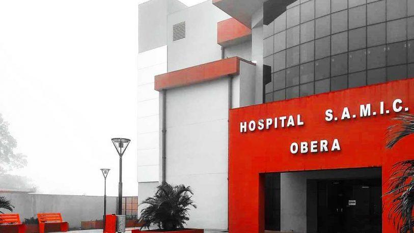 Paciente con Covid-19 en el Samic de Oberá mejoró y fue derivado a su casa en Aristóbulo del Valle