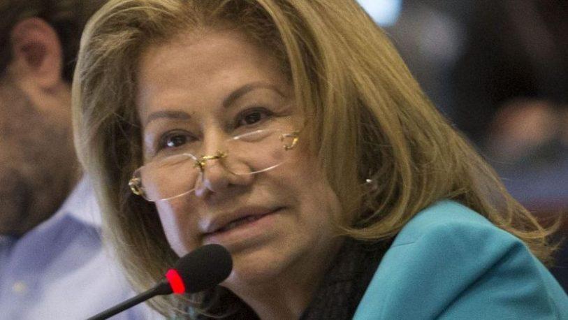 """Graciela Camaño: """"No puedo creer que la dirigencia argentina llegue a estos niveles de bajeza y podredumbre"""""""