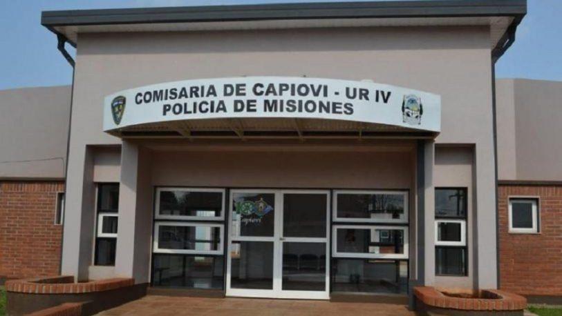 El jefe de la Comisaría de Capioví quedó detenido