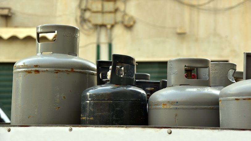 Rige nuevo aumento del gas