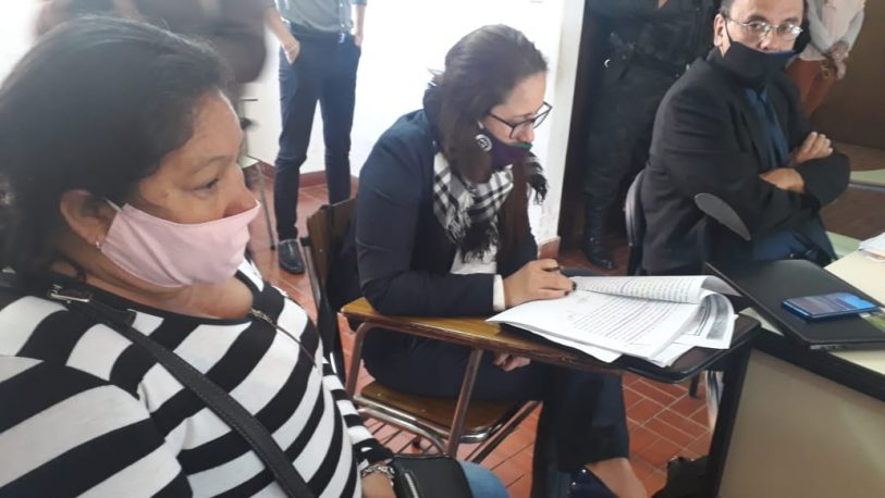 María Ovando fue condenada a 20 años de prisión