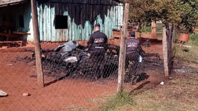 Niño de 4 años murió en el incendio de una vivienda en Mado