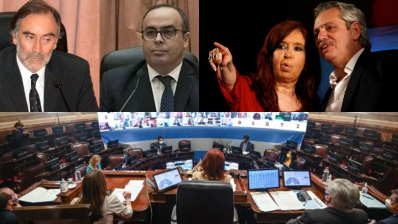 Alberto firmó decretos para el desplazamiento de jueces que investigan a CFK en la causa Cuadernos