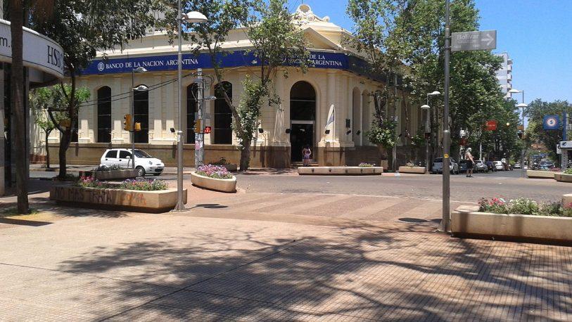 Viernes sin atención al público en los bancos