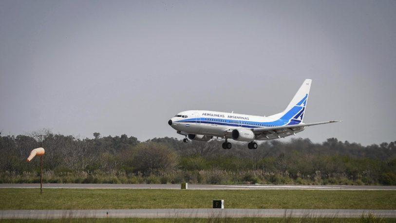 Ampliación del cupo: Cuáles son los vuelos confirmados al exterior