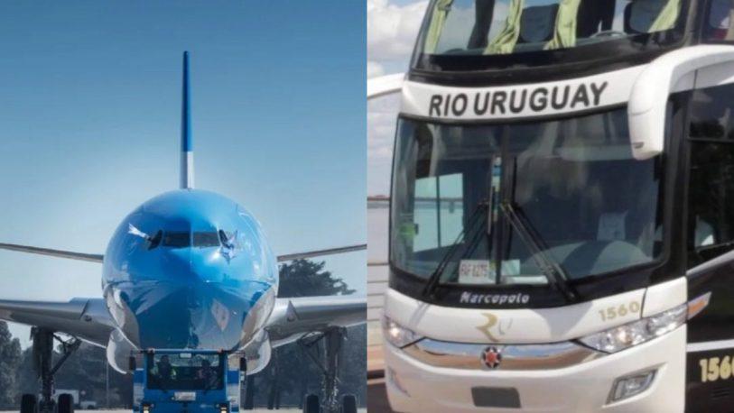 Cómo obtener el permiso para viajar en avión y micros de larga distancia