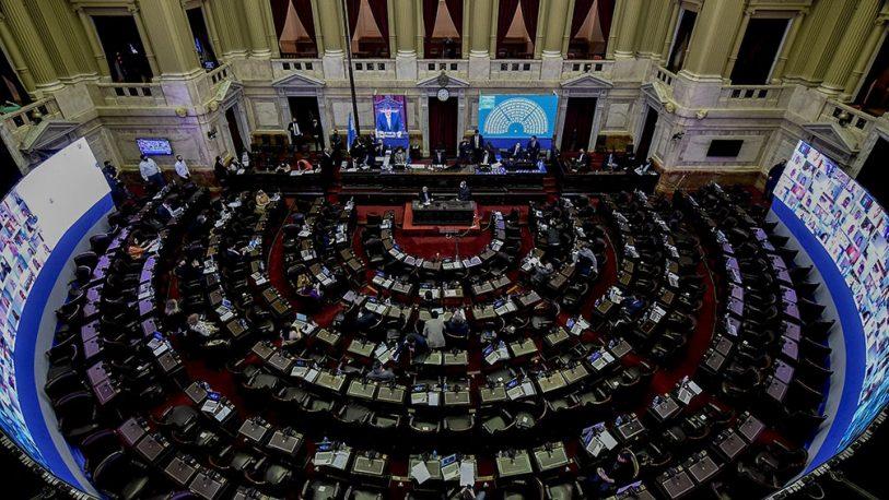 Primer paso en Diputados para sancionar el Presupuesto 2021