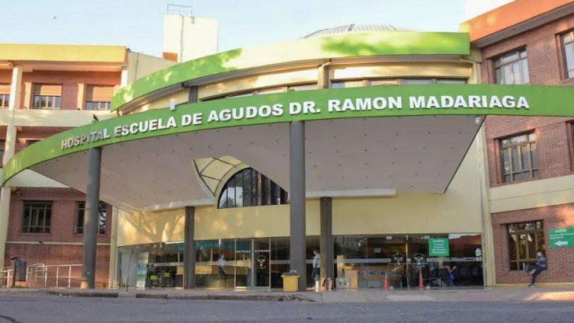 Atención reducida en el Hospital Madariaga por el asueto de San José