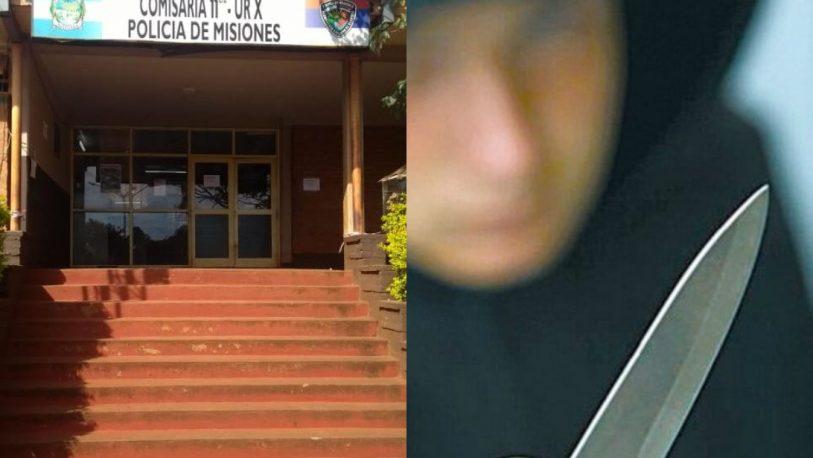 Investigan la agresión a un joven en un presunto intento de robo