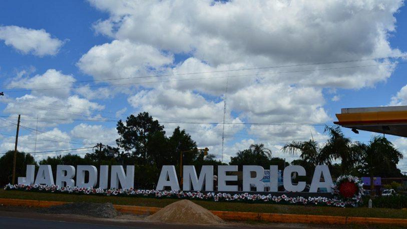 Jardín América en emergencia hídrica