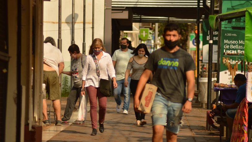 En Misiones, el uso del barbijo continuará siendo obligatorio