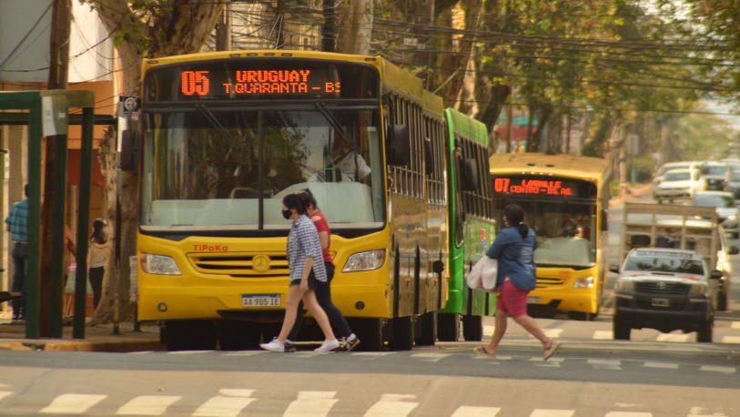 Misiones es una de las provincias que tendrá transporte gratuito el domingo de elecciones