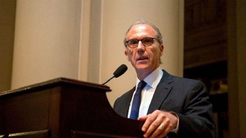 """Carlos Rosenkrantz denunció una """"campaña de desprestigio"""""""