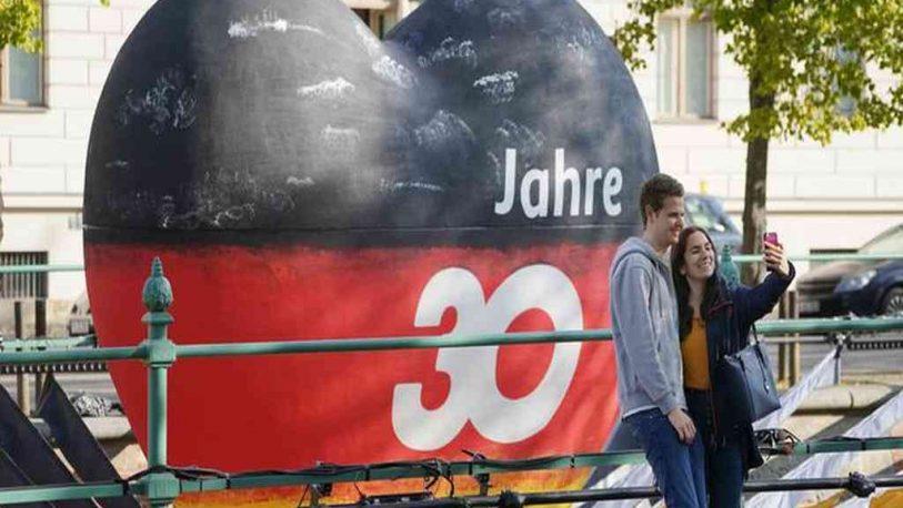 Alemania celebra 30 años de la reunificación