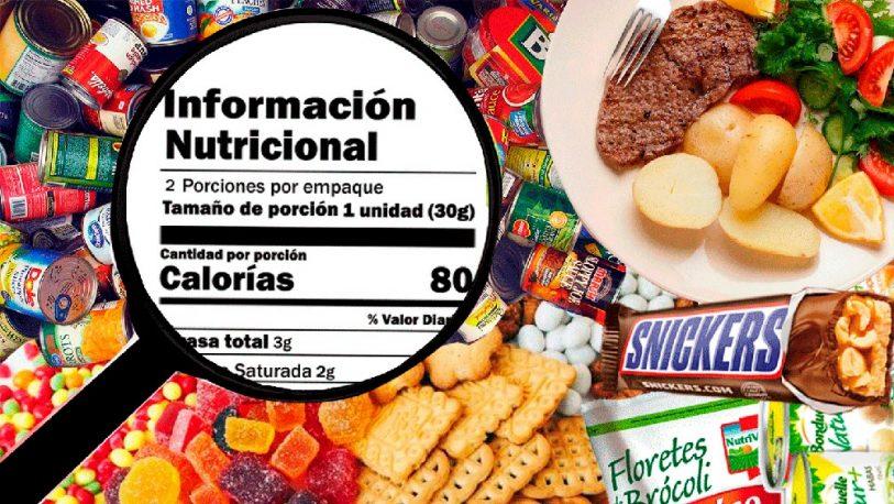 Impulsan proyecto unificado sobre alimentación saludable y etiquetado