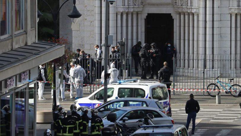 Ataque en Niza: Hay al menos tres detenidos