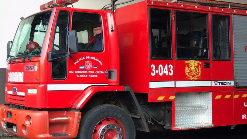 En Misiones el 95% de los incendios son intencionales