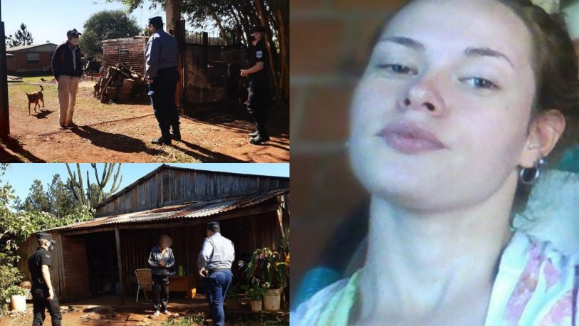 Garupá: continúa la búsqueda de Valeria Cano